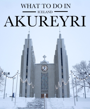 what to do in akureyri